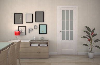 Новые модели царговых дверей серии Х-классика